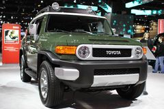 Toyota FJ Cruiser stock photo