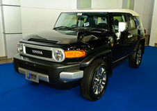 Toyota FJ Cruiser Royalty Free Stock Photography