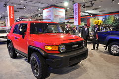 Toyota FJ Cruiser Royalty Free Stock Photo