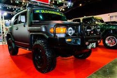 Toyota FJ Cruiser. Royalty Free Stock Photography