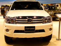Toyota Fortuner Royalty Free Stock Photography