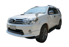 Toyota Fortuner 2010 Stock Images