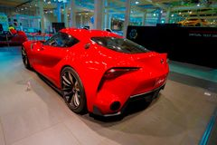 Toyota FT-1 Obrazy Royalty Free