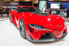 Toyota FT1 in the CIAS Stock Images