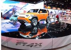 Toyota 2019 FT-4X Photo libre de droits