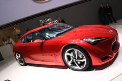 Toyota FT88 Concept Royalty Free Stock Photography
