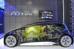 Toyota  fun vii  concept car Royalty Free Stock Photo