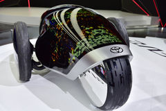 Toyota FV2 Stock Foto's