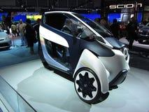 Toyota FV2 Concept Car Stock Photos