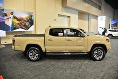 Toyota Gloednieuw Tacoma stock afbeelding