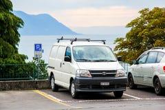 Toyota Granvia Stock Images