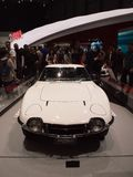 Toyota 2000GT at Geneva 2017 Royalty Free Stock Image