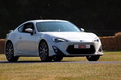 Toyota GT86 Royalty Free Stock Images