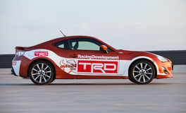 Toyota GT 86 TRD Royalty Free Stock Photo