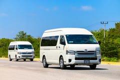 Toyota HiAce στοκ φωτογραφίες