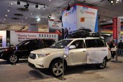 Toyota Highlander Stock Images