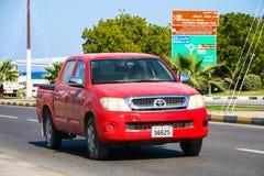 Toyota Hilux stock foto's