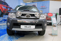 Toyota Hilux Royalty Free Stock Photos