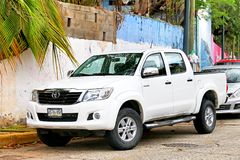 Toyota Hilux stock images