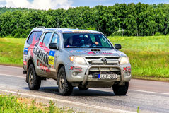 Toyota Hilux royalty free stock photography