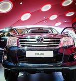 Toyota Hilux, Motorowy przedstawienie Genewa 2015 Obraz Stock