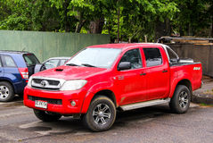Toyota Hilux Royalty Free Stock Images