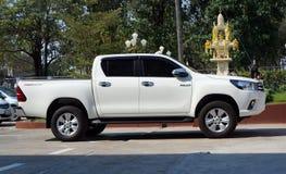 Toyota Hilux Revo fotografía de archivo libre de regalías