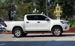 Toyota Hilux Revo Royalty Free Stock Photography
