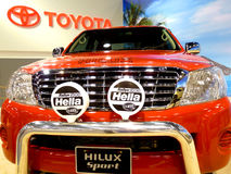 Toyota Hilux Sport Stock Photography
