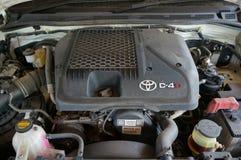 Toyota Hilux Vigo Royalty Free Stock Photos