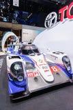 Toyota hybrid p1, Motor Show Geneva 2015 Stock Images