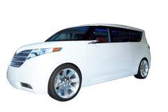 Toyota-hybrides Konzept SUV Stockbilder