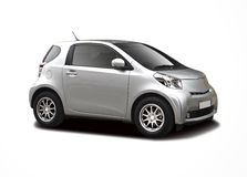Toyota IQ Royalty Free Stock Images