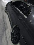 Toyota-Koronakältewinter Stockbild