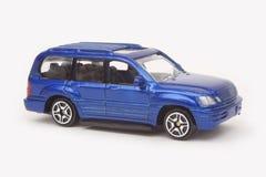 Toyota Land Cruiser. Motormax 6010, 1:64 scale diecast miniature replica stock photo