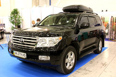 Toyota Land Cruiser Stock Images