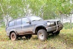 Toyota Land Cruiser Stock Photography