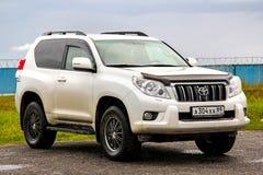 Toyota Land Cruiser Prado 150 Stock Image