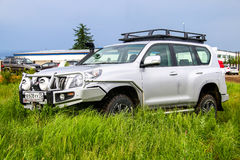 Toyota Land Cruiser Prado 150 Royalty Free Stock Photo