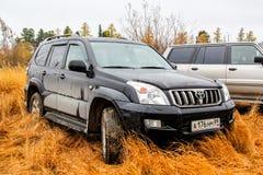 Toyota Land Cruiser Prado 120 Royalty Free Stock Image