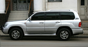 Toyota Landcruiser Royalty Free Stock Photo