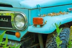 Toyota landcruiser Lizenzfreies Stockbild