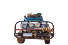 Toyota Landcruiser 4x4 Royalty Free Stock Photography