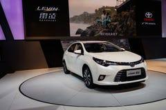 Toyota Levin, 2014 CDMS Fotografía de archivo