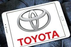 Toyota logo Stock Photos