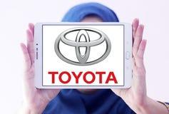 Toyota logo Royalty Free Stock Image
