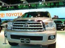 Toyota-Mammutbaum Lizenzfreie Stockfotografie
