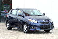 Toyota matris 2011 Royaltyfri Bild