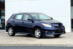 Toyota Matrix Royalty Free Stock Photos