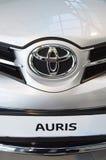 Toyota-metaalsymbool Royalty-vrije Stock Fotografie